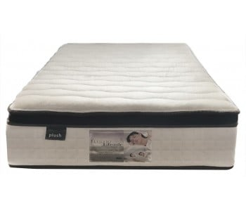 Comfort Sleep Chiro Posture Pocket Spring Plush Mattress