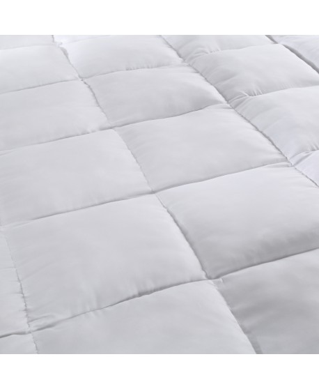 Royal Comfort Bamboo Topper - 5cm Gusset 1000 GSM  Queen Size