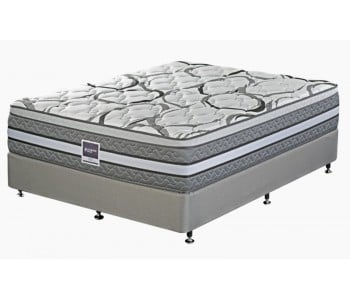 Domino Mallory Plush Mattress -  A H Beard