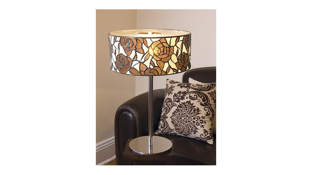 Minelli Art Glass Table Lamp