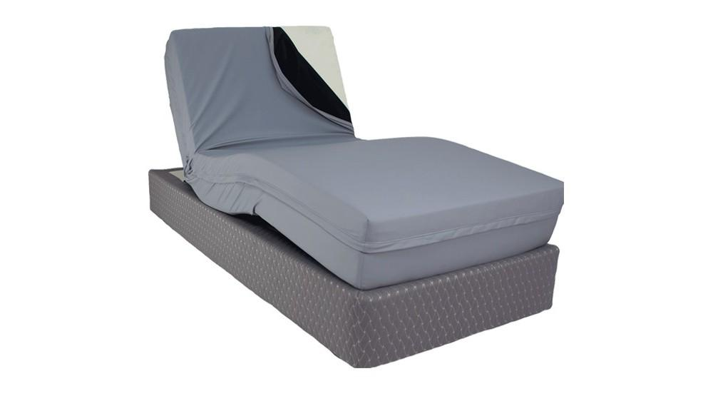Flexicare™ Adjustable Mattress with Cooling Gel Memory Foam