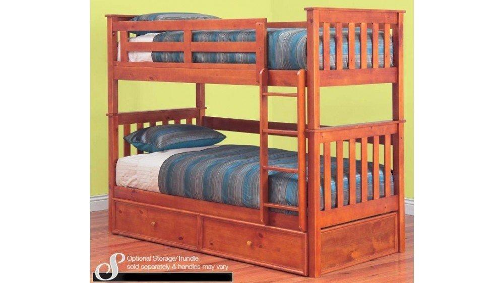 Fort Timber Bunk Bed