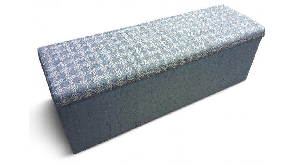 Tuck Custom Upholstered Blanket Box