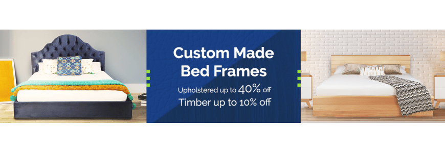 Timber & Upholstered Beds