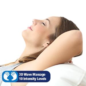 Reverie has a built massage function