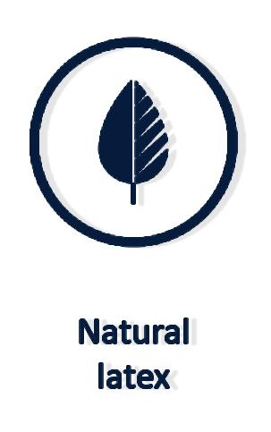 Natural Latex Pillow Icon