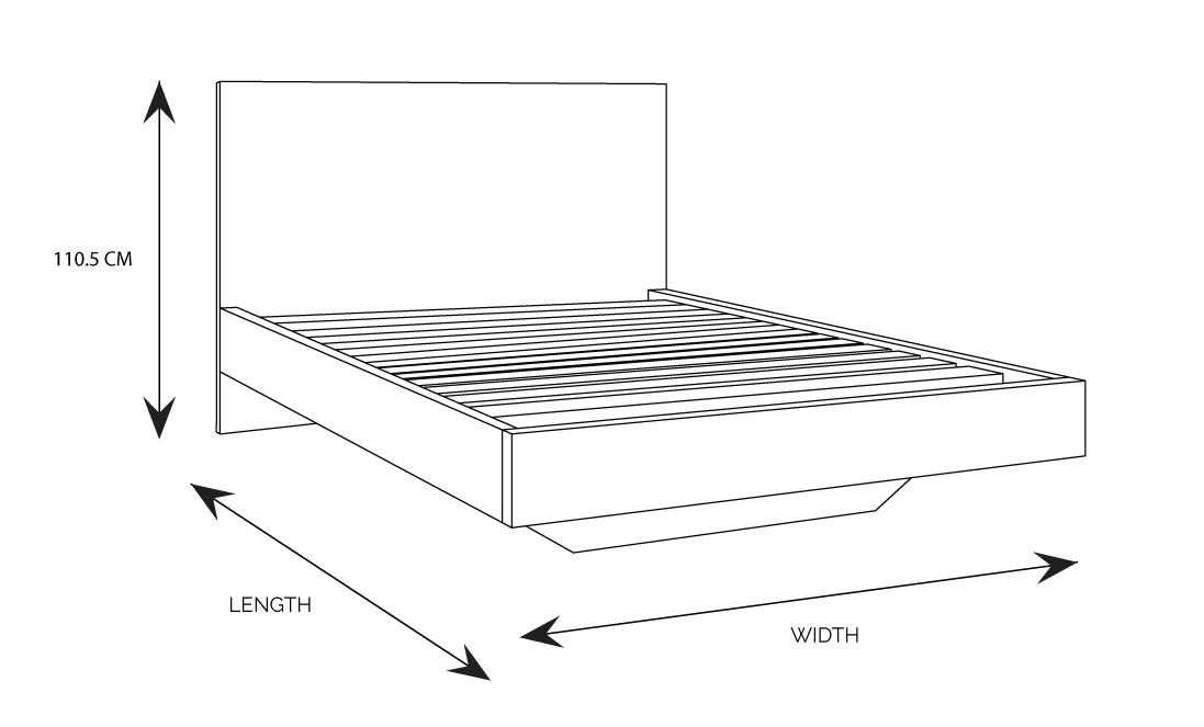 Bari Dimensional Drawing