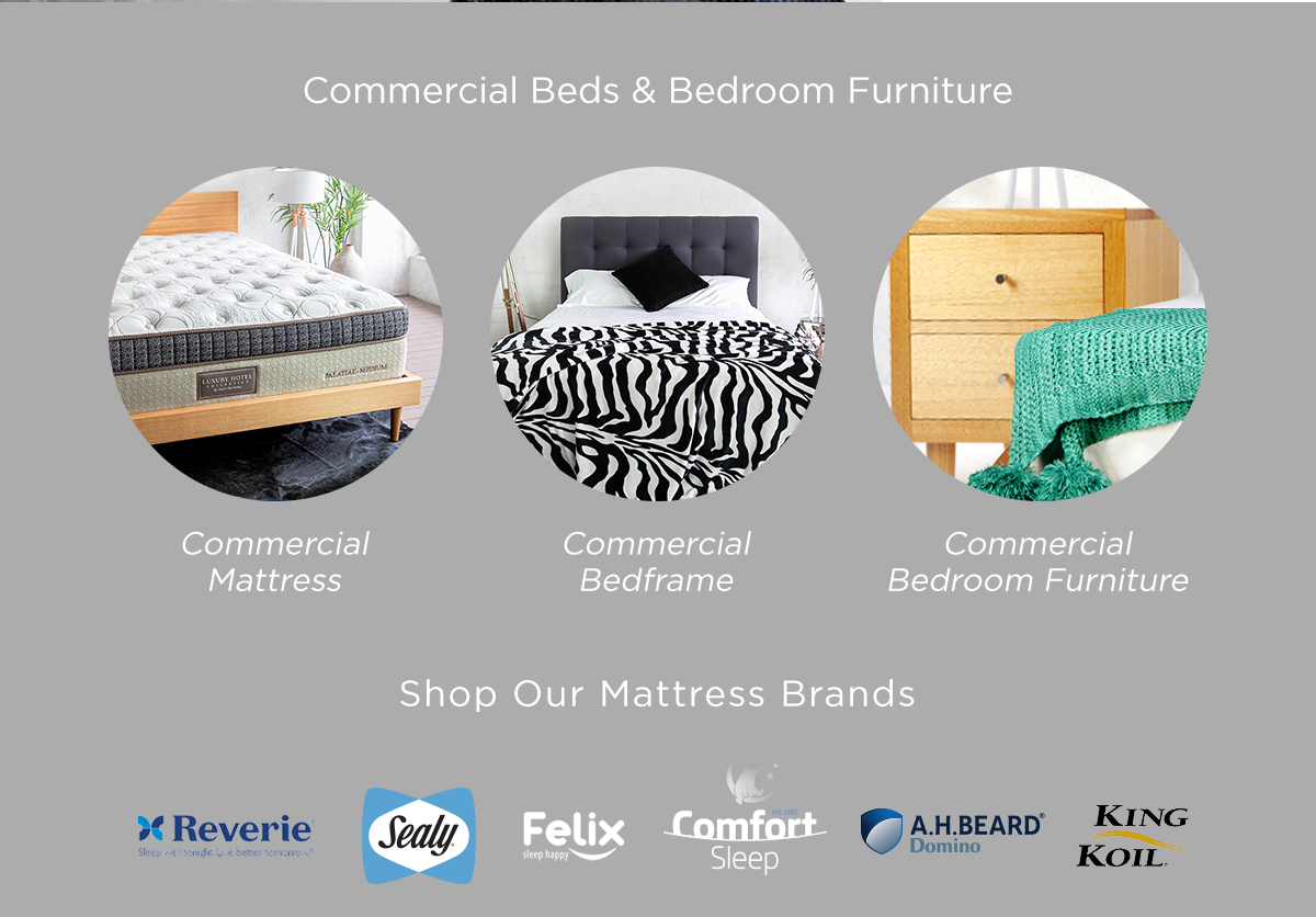 Bedworks Commercial Mattress & Bed Solution