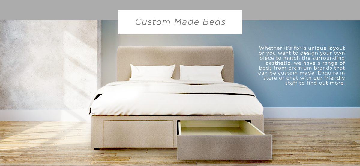 Bedworks Commercial Custom-made Bed Solution - 100% Australian made