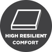 High Resilient Comfort Foam