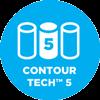 Contour TechTM 5 Zone Pocket Coil System