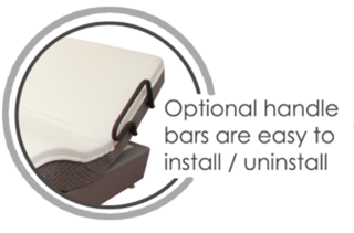 Flexicare Adjustable Mattress Optional Handle