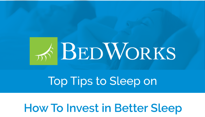 Top tips to sleep