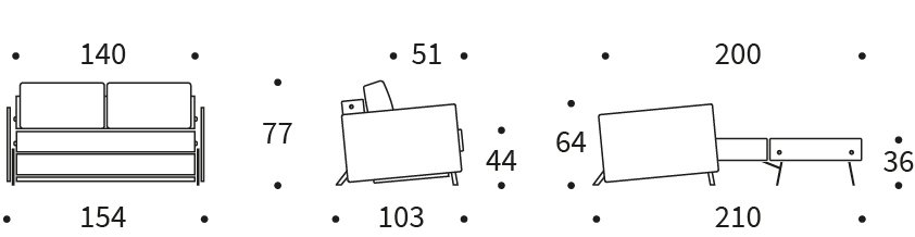 Cubed 140 Dimensional box