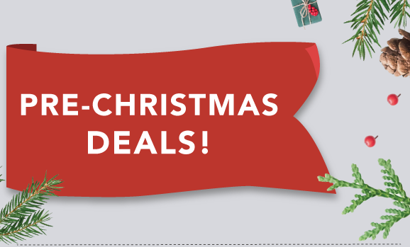Pre-Christmas Super Deals - Get up to 70% OFF our wide range of mattresses in stock