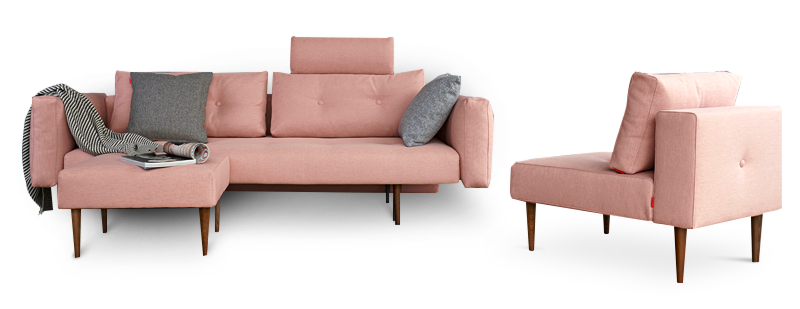 Cubed 140 Sofa Bed - Innovation Living