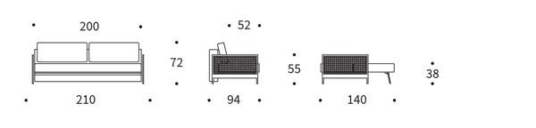 Narvi Cubic Sofa Bed Dimension.jpg