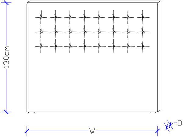 Bedheads For Ensembles - Custom Design