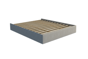 Floating bed base - Bedworks