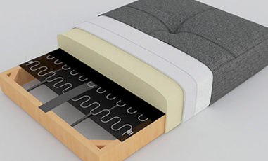 Spring Mattress Sofa Bed