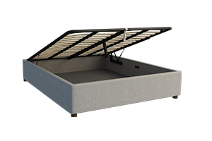 Gas lift bed base - Bedworks