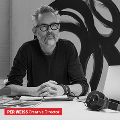 Per Weiss is the Creative Director Behind Innovation Living Sofa Beds