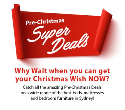 Pre-Christmas Super Deals