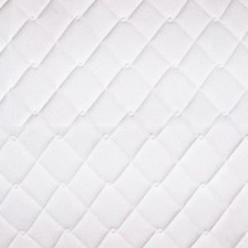 Slumberzone Standard White Quilted